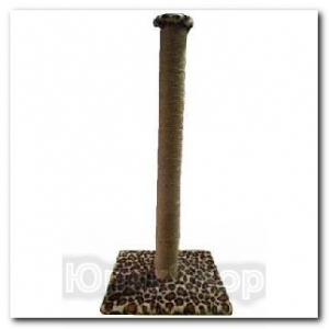 Когтеточка UnicShop для кошек Столбик 45х45х1м