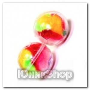 Игрушка шар Сюрприз пластик 3,5см IR01118