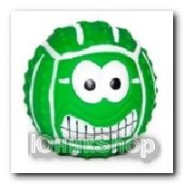 Игрушка Мяч с глазами латекс 8см