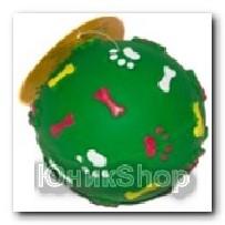 Игрушка Мяч латекс 9см