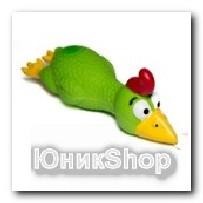 Игрушка Птица латекс 18см