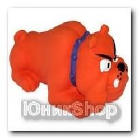 Игрушка Собака латекс 10см