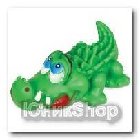 Игрушка Крокодил винил 14см