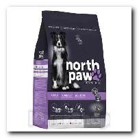 Корм North Paw для собак взрослых всех пород 11,4кг
