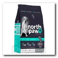 Корм North Paw для щенков всех пород 11,4кг