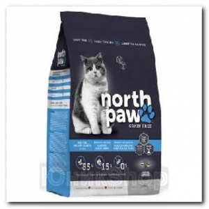 Корм North Paw для кошек Mature Weight Health контроль массы тела 2,72кг