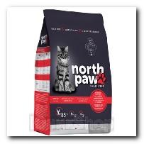 Корм North Paw для кошек atlantic seafood беззерновой сухой корм для кошек с лобстером 2,25