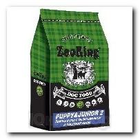 Корм ZooRing для щенков Puppy Junior-2 (Паппи и Юниор-2) Лосось и рис 10кг с глюкозамином и хондроитином