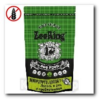 Корм ZooRing для щенков Mini Puppy Junior-1 (Мини Паппи и Юниор-1) Лосось и рис (без пшеницы) 700г c пробиотиками 5шт