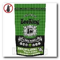 Корм ZooRing для щенков Mini Puppy Junior-2 (Мини Паппи и Юниор-2) Утка и Лосось с рисом (без пшеницы) 700г c глюкозамином и хондроитином 5шт