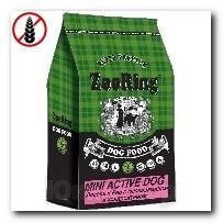Корм ZooRing для собак Mini Activ Dog (Мини Актив Дог) Лосось и рис 10кг c хондроитином и глюкозамином