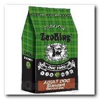 Корм ZooRing для собак Adult Dog Standart (Эдалт Дог Стандарт) Мясной рацион 10кг