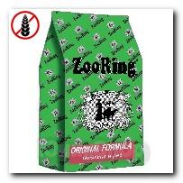 Корм ZooRing для собак Original Formula Телятина рис молодых и взрослых склонных к аллергии и повышенному содержанию жира 20кг