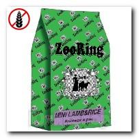 Корм ZooRing для щенков Mini Lamb Rice Ягненок и рис (Без пщеницы) и взрослых собак мини-пород склонных к аллергии и плохому пищеварению 20кг