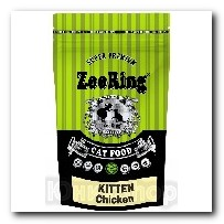 Корм ZooRing для котят Kitten Chicken (Киттен Цыпленок) 350г