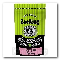 Корм ZooRing для котят Kitten Turkey (Киттен Индейка) с гемоглобином 350г