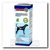 Биодобавка Формула-365 для собак энтереобио 100мл
