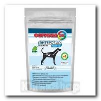 Биодобавка Формула-365 энтереобио для собак пробиотик (5 ТУБ)