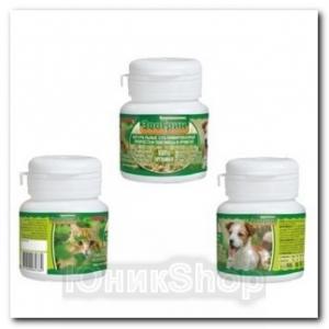 Биокомплекс ЗооГрин для собак и кошек 100г