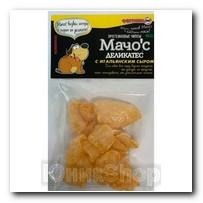 Чипсы протеиновые Мачос Деликатес с итальянским сыром 20г