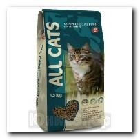 Корм All Cats для кошек сухой 13кг