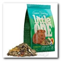 Корм Little One Зеленая Долина для морских свинок 750г