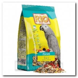 Корм RIO для крупных попугаев 1кг