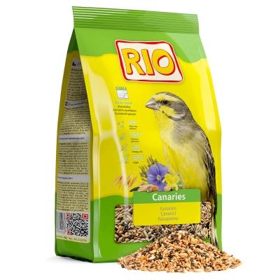 Корм RIO для канареек Основной рацион 500г