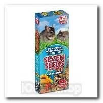 Зерновые палочки Seven Seeds для шиншилл с овощами 2шт