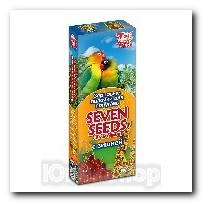 Зерновые палочки Seven Seeds для попугаев с вишней 2шт