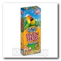 Зерновые палочки Seven Seeds для попугаев с орехами 2шт