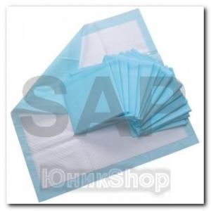 Пеленки Medmil 5-и слойная с суперабсорбирующим слоем (Гелевые) 40х60 1шт