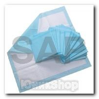 Пеленки Medmil 5-и слойная с суперабсорбирующим слоем (Гелевые) 60х60 1шт