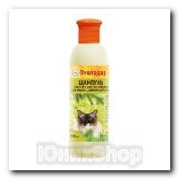 Шампунь Пчелодар с пергой и хвоей для длинношерстных кошек 250мл