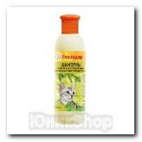 Шампунь Пчелодар с пергой и хвоей для короткошерстных кошек 250мл