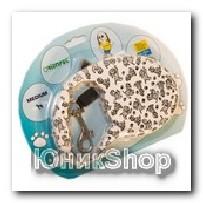 Рулетка для собак OrienPet 5м/20кг ЛЕНТА Биколор далматин пластик RL 11101